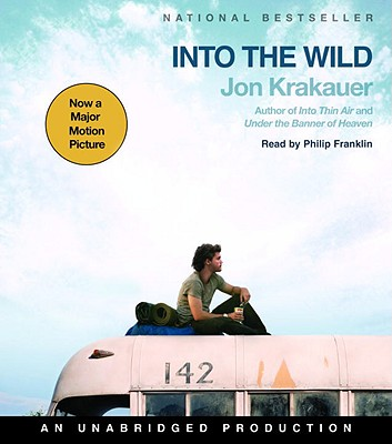 Image for INTO THE WILD (AUDIO CDS) AUDIO CDS