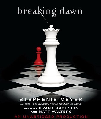 Breaking Dawn (The Twilight Saga, Book 4), STEPHENIE MEYER