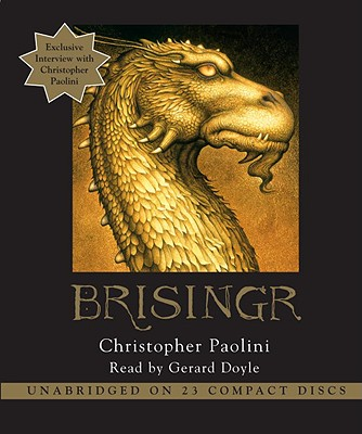 Image for Brisingr (Inheritance, Book 3)