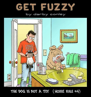 Image for The Dog Is Not a Toy: House Rule #4