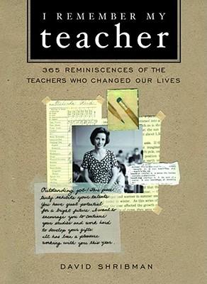 Image for I Remember My Teacher