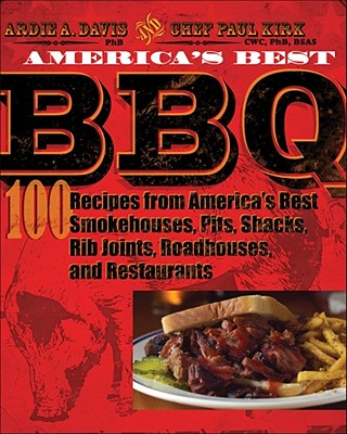 Image for AMERICA'S BEST BBQ