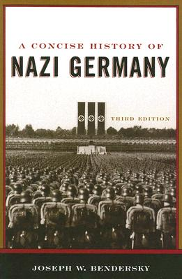 Image for Concise History Of Nazi Germany, A