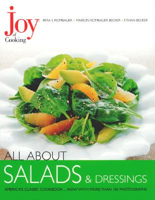 Image for JOY OF COOKING : ALL ABOUT SALADS & DRESSINGS