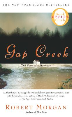 Image for Gap Creek: The Story of a Marriage