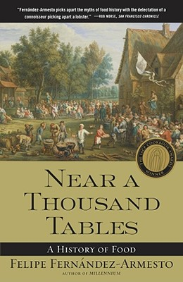 Image for Near a Thousand Tables: A History of Food