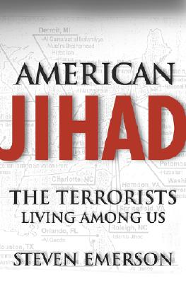 Image for American Jihad: The Terrorists Living Among Us