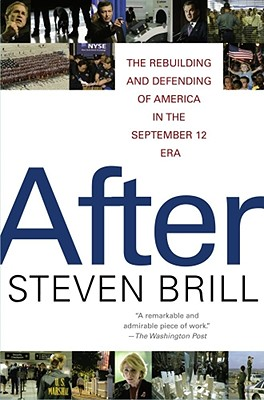 Image for After: The Rebuilding and Defending of America in the September 12 Era