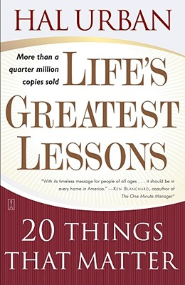 Image for Life's Greatest Lessons: 20 Things That Matter