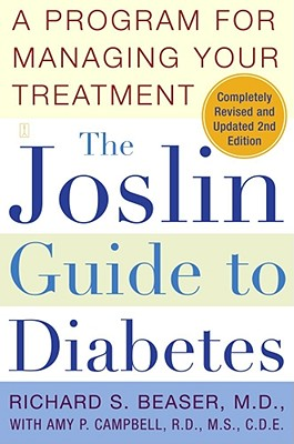 JISLIN GUIDE TO DIABETES, BEASER, RICHARD