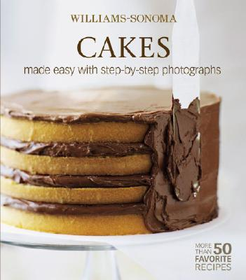 Image for WILLIAMS-SONOMA: MASTERING CAKES