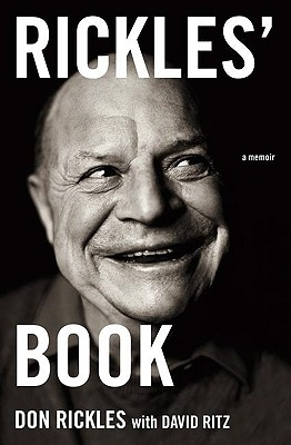Rickles' Book (Signed By Don Rickles!!!), Rickles, Don