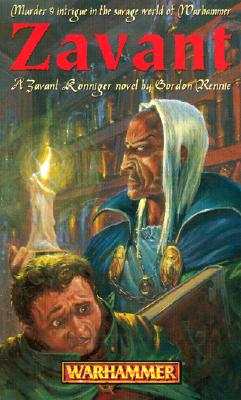 Image for Zavant (Warhammer Novels)