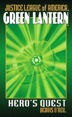 Image for HERO'S QUEST GREEN LANTERN