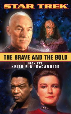 Image for The Brave and the Bold Book Two (Star Trek (Numbered Paperback))