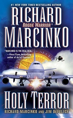 Holy Terror (Rogue Warrior), Richard Marcinko