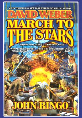 Image for March to the Stars (Weber, David)