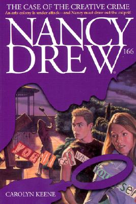 Image for The Case of the Creative Crime (Nancy Drew Digest, Book 166)