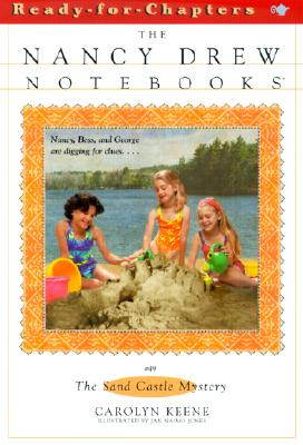 Image for The Sand Castle Mystery (Nancy Drew Notebooks #49)
