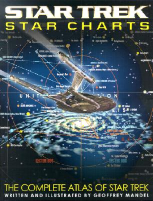 Image for Star Trek Star Charts: The Complete Atlas of Star Trek