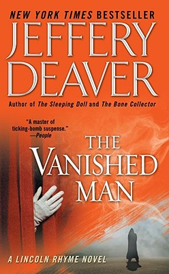 The Vanished Man (A Lincoln Rhyme Novel), JEFFERY DEAVER