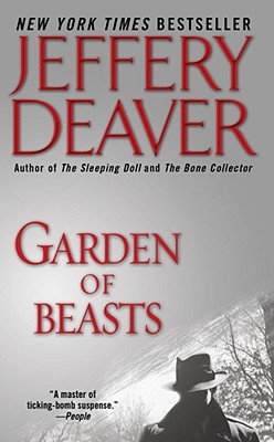 Image for Garden of Beasts: A Novel of Berlin 1936