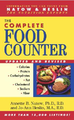 Image for The Complete Food Counter (Better Health for 2003)