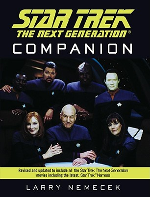 Image for The Star Trek: The Next Generation Companion: Revised Edition