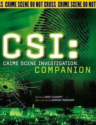 Image for CSI:  Crime Scene Investigation Companion