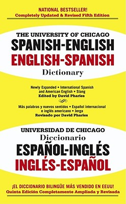 Image for The University of Chicago Spanish-English Dictionary, Fifth Edition