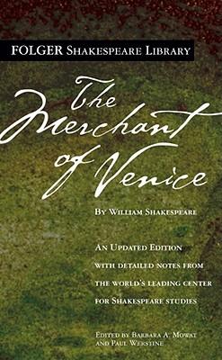 The Merchant of Venice (Folger Shakespeare Library), William Shakespeare