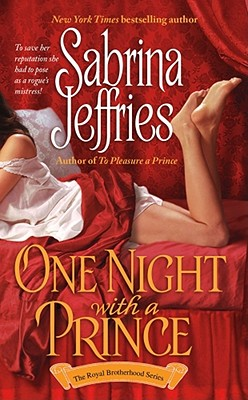Image for One Night With a Prince (Royal Brotherhood, Book 3)