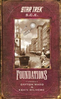Foundations (Star Trek: S.C.E.), Dayton Ward