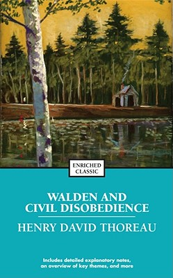 Image for Walden and Civil Disobedience (Enriched Classics)