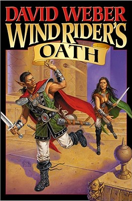 Wind Rider's Oath, Weber, David