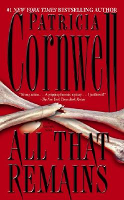 All That Remains (Kay Scarpetta Mysteries), Cornwell, Patricia