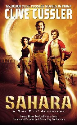 Sahara: A Dirk Pitt Adventure (Dirk Pitt Adventures (Paperback)), CLIVE CUSSLER