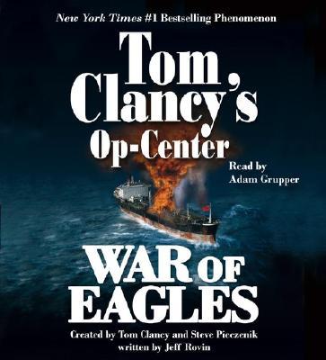 Image for Tom Clancy's Op-Center: War of Eagles
