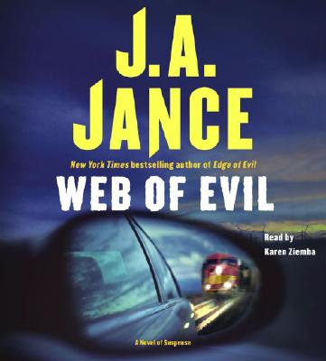 Image for Web of Evil: A Novel of Suspense (Ali Reynolds Mysteries)