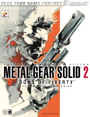 METAL GEAR SOLID 2: SONS OF LIBERTY, BIRLEW, DAN