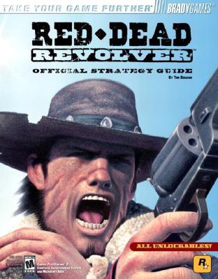 RED DEAD REVOLVER, BRADY GAMES