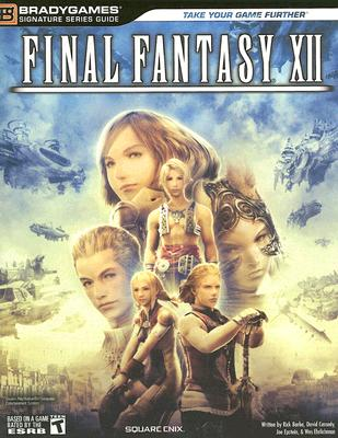 Final Fantasy XII Signature Series Guide (Bradygames Signature Guides), BradyGames
