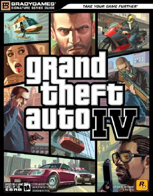 Image for GRAND THEFT AUTO IV BRADYGAMES SIGNATURE SERIES