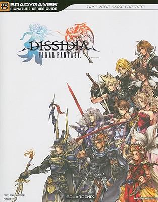 Dissidia Final Fantasy Signature Series Guide, Strauss, William