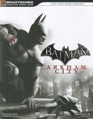 Image for Batman: Arkham City Signature Series Guide