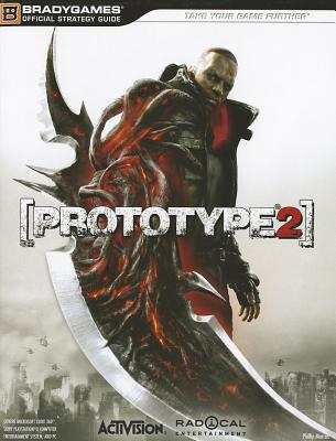Prototype 2 Official Strategy Guide, BradyGames