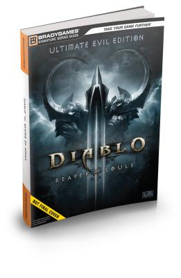 Image for Diablo III: Ultimate Evil Edition Signature Series Strategy Guide