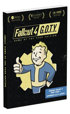 Fallout 4: Game of the Year Edition: Prima Official Guide, Hodgson, David; von Esmarch, Nick