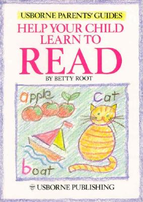 Image for Help Your Child Learn to Read (Usborne Parents' Guides)