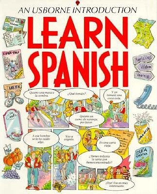 Image for Learn Spanish (Learn Languages Series) (English and Spanish Edition)